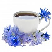 picture of substitutes  - Diet drink chicory in a cup  - JPG