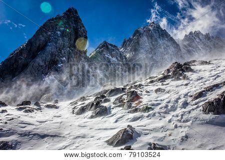 Jade Dragon Snow Swept Slope