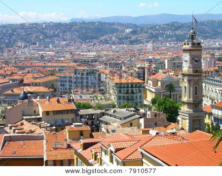 Nice City, Cote d'Azur, France