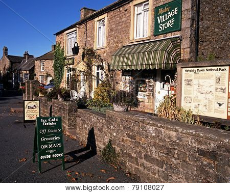 Muker Village Store.