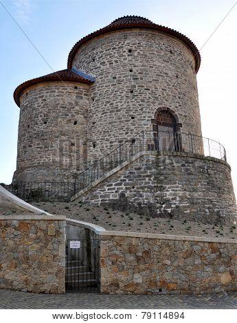 The Romanesque rotunda, city Znojmo, Czech Republic, Europe