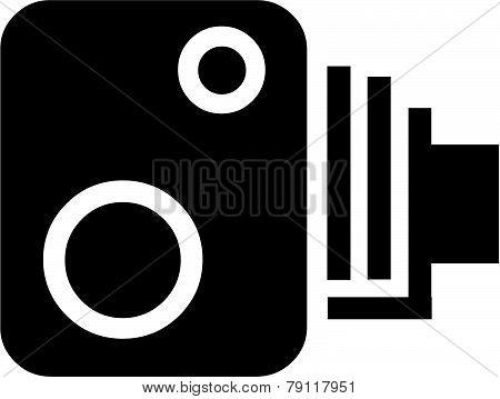 Speed Camera Symbol