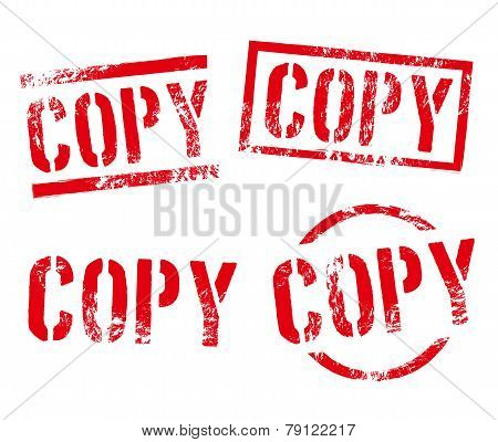 Copy Stamp Set