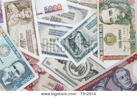 international money paper