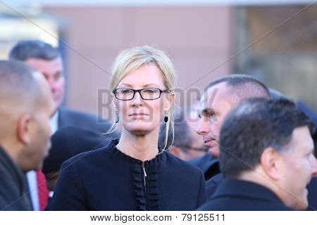 Sandra Lee, spouse of Andrew Cuomo
