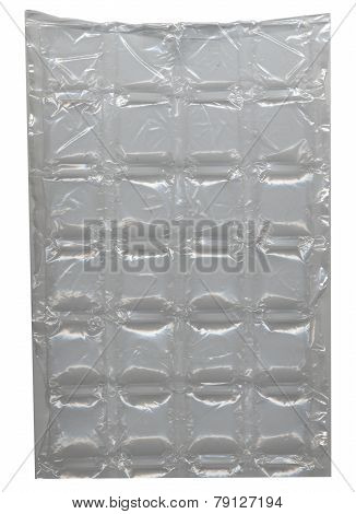 Square Plastic Packing