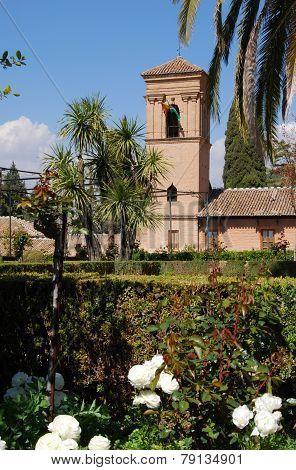 San Francisco Parador, Granada.