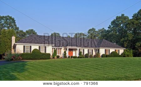 Ranch Sytle Home
