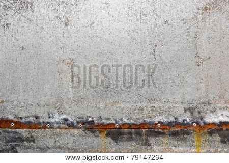 Zinc Coated Galvanized Steel Metal Sheet Plate Texture