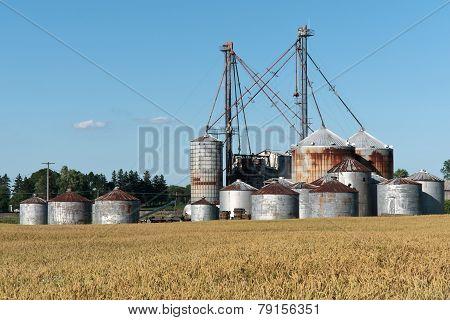 Grain Silo Complex