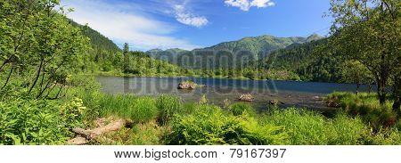 Sable lakes.