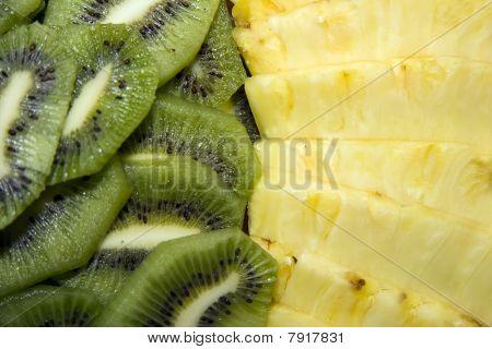 Kiwi And Pineaple