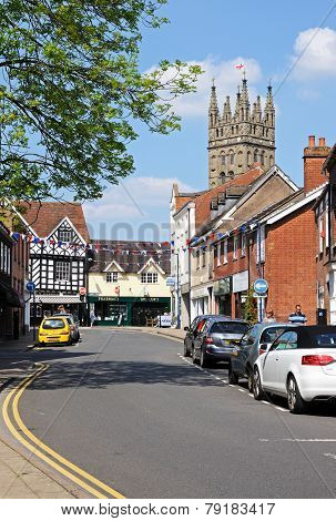 Brook Street, Warwick.