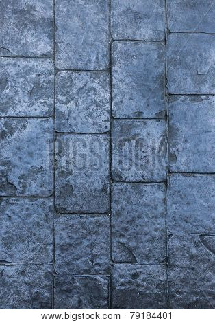 Slate Texture Flooring A Popular Choice For Modern Kitchens And Bathrooms