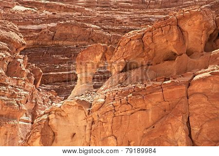Colored Canyon.