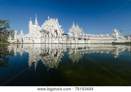 Wat Rong Khun Thai Temple