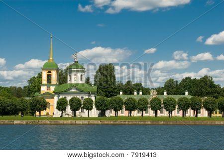 Moscow. Kuskovo