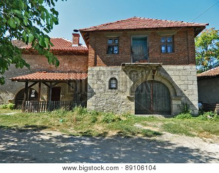 Old Serbian Stone House