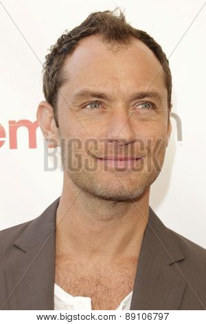 LAS VEGAS - APR 23:  Jude Law at the Twentieth Century Fox 2015 Presentation at Cinemacon at the Caesars Palace on April 23, 2015 in Las Vegas, CA