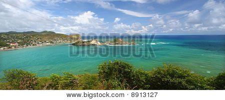 Dennery Bay - Saint Lucia