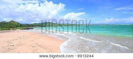Anse De Sables Beach - Saint Lucia