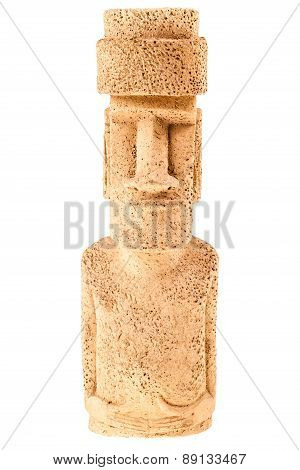 Easter Island Statue Figurine