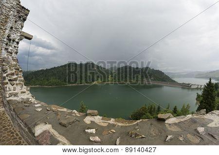 Czorsztyn Reservoir