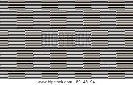 Modern Graphic Seamless Print