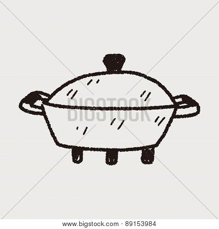 Pot Doodle