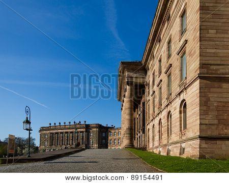 Schloss Wilhelmshoehe in Kassel
