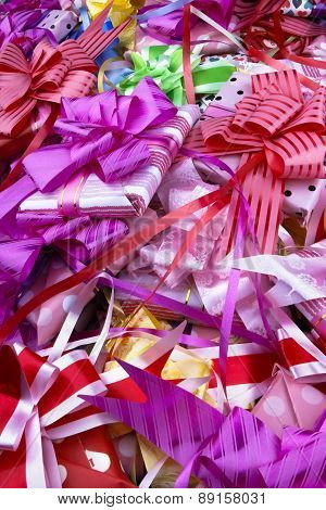 A Great Day Is Comming. (Gifts On A Table).