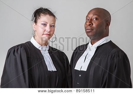 Lawyer Couple