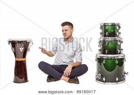 Djembe Is Not Suitable