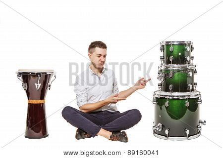Drums Worse Than Djembe