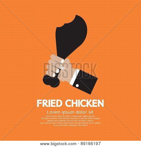 Fried Chicken's Calf.