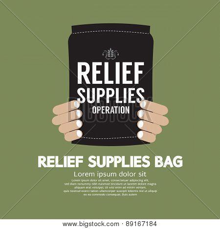 Relief Supplies Bag.