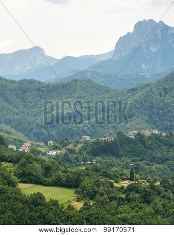 Foce Carpinelli, Tuscany