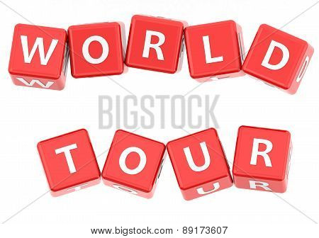 Buzzwords World Tour