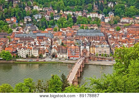 Heidelberg Old Town, Germany