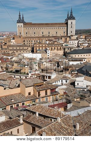 Imperial City Of Toledo. Spain