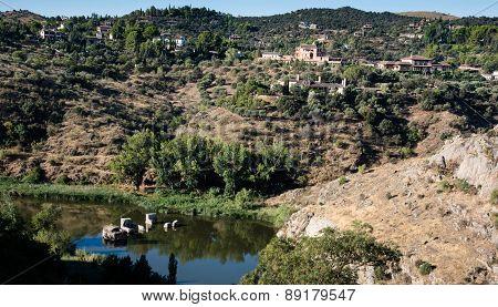 Tagus River Landscapes