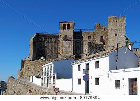 Castillo de Castellar castle.