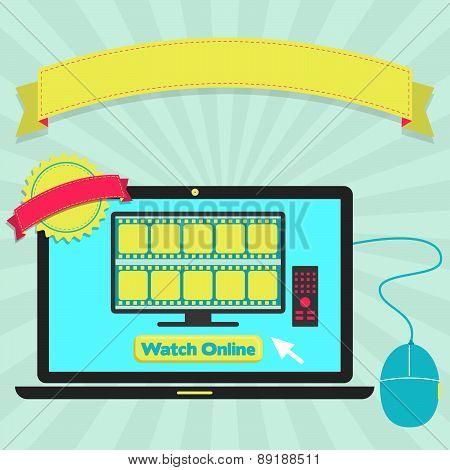 Watch Online Through Laptop