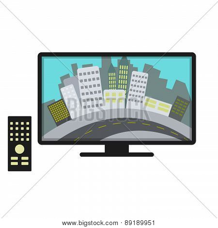 City In Television