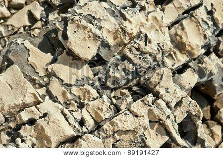 Eroded Dalmatian Limestone - 9153