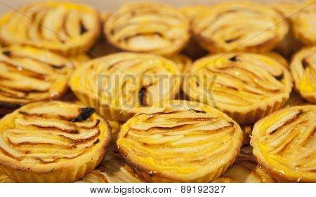 Apple Portuguese Pastries