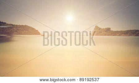 Idyllic Beach Concept