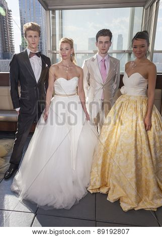 Malan Breton Spring 2016 Bridal Collection