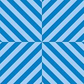 image of parallelogram  - Abstract geometric vector blue background - JPG