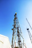 picture of telecommunications equipment  - Telecommunications equipment  - JPG